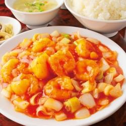 喰らえ!ワイルド飯「中国家常菜 同心房」
