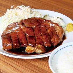喰らえ!ワイルド飯「大阪トンテキなんばウォーク店」