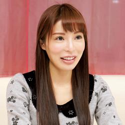 桜井彩「ナマ搾りインタビュー100%H果汁」Vol.2 紗倉まなちゃんのセックスを参考にしてます(笑)