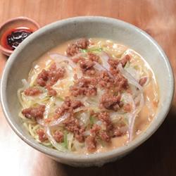 【眼福ラーメン】 東京・武蔵小山 麺や 一途