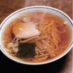 【眼福ラーメン】 東京・有楽町「谷ラーメン」