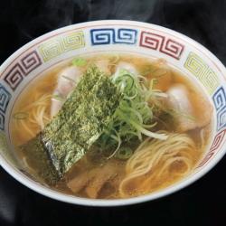 【眼福ラーメン】 大阪・難波「麺屋 丈六」