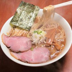 【眼福ラーメン】 東京・小岩「麺屋清水」