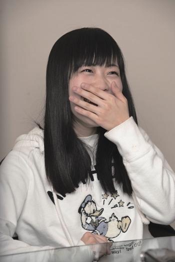尾崎ののか ナマ搾りインタビュー100%H果汁」Vol.2 ムラムラしたら電マで勝手に始めてます(笑)