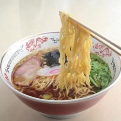 【眼福ラーメン】 神奈川・日本大通り「ザ・ラーメン屋」