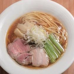 【眼福ラーメン】 東京・要町「麺処 篠はら」