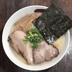 【眼福ラーメン】 埼玉・鶴瀬「麺屋 三四郎」