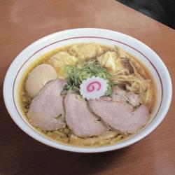 【眼福ラーメン】 神奈川・横浜「横浜中華そば 維新商店」