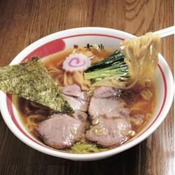 【眼福ラーメン】 東京・大井町「麺壱 吉兆」