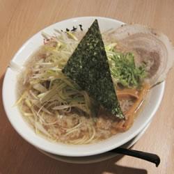 【眼福ラーメン】 埼玉・北朝霞「らーめん はましょう」