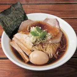 【眼福ラーメン】 大阪・出戸「麺や 一帆」