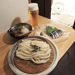 【一杯酒場】 埼玉・朝霧台「うどん処 おはな」