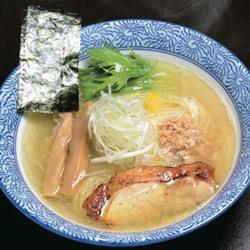 【眼福ラーメン】 東京・水道橋「征麺家 かぐら屋」