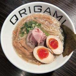 【眼福ラーメン】 埼玉・浦和「麺屋 ORIGAMI」