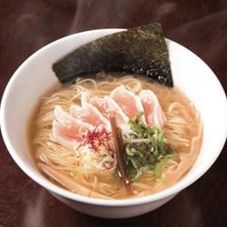 【眼福ラーメン】 大阪・守口「麺や しき」