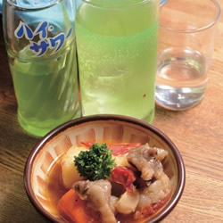 【一杯酒場】 東京・五反田「かね将」