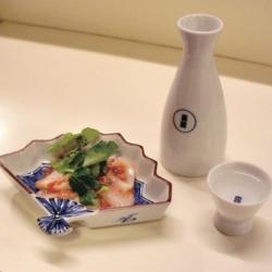 【一杯酒場】 東京・中目黒「晩酌 銀紋」