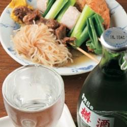 【一杯酒場】 大阪・天神橋「稲田酒店」