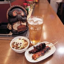 【一杯酒場】 東京・蒲田「うなぎ家」