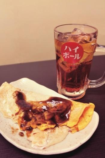 【一杯酒場】 大阪・西九条「いかやき まえちゃん」