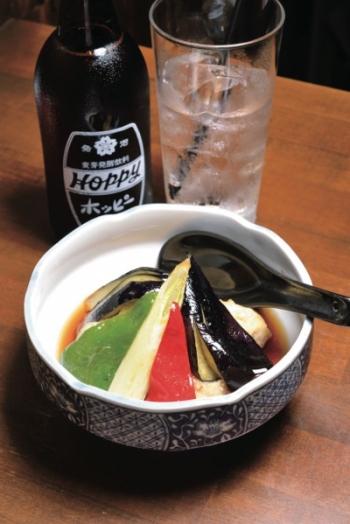 【一杯酒場】 東京・駒込「立呑ひろし」