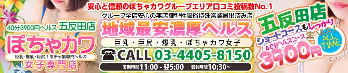ぽちゃカワ女子専門店 五反田店